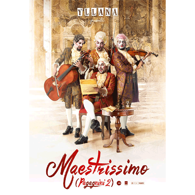 "Yllana: ""Maestrissimo"" (Pagagnini2)"