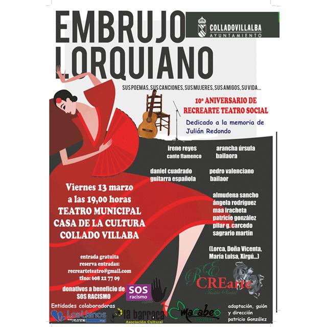 """Embrujo Lorquiano"""
