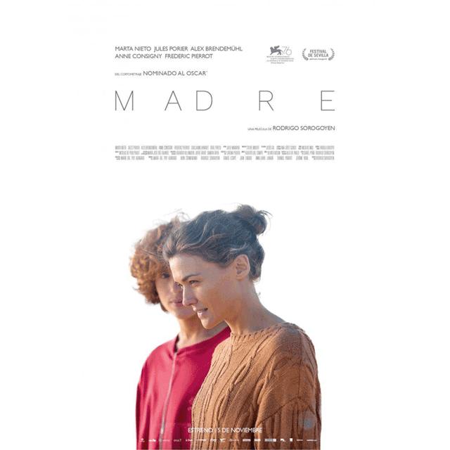 "Cine: ""Madre"""