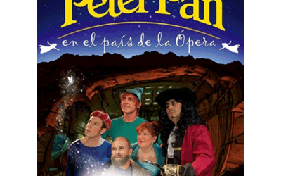 """Peter Pan en el País de la Ópera"""