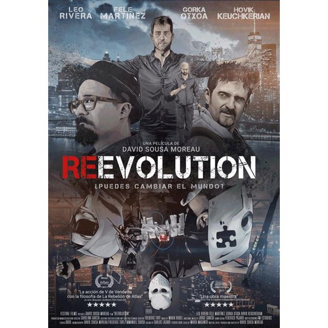 "Cine: ""Reevolution"""