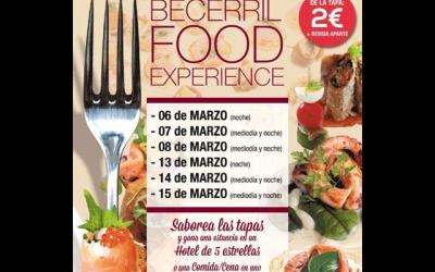IX Feria de la Tapa de Becerril de la Sierra.