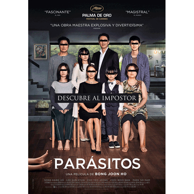 "Cine: ""Parásitos"""