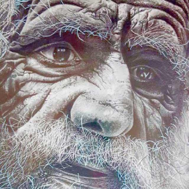José Luís López Arnaldo: «Esencia en blanco y negro»