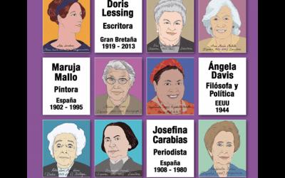 """Exposición y juego: """"Reconociendo Mujeres"""""""