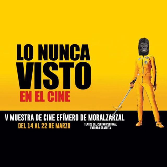 V Muestra de Cine Efímero de Moralzarzal (2020)