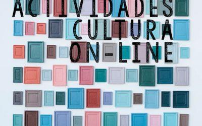 Actividades de Cultura on-line, en Alpedrete.
