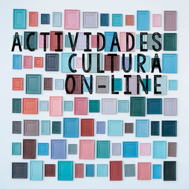 Actividades de Cultura on-line, en Collado Villalba.