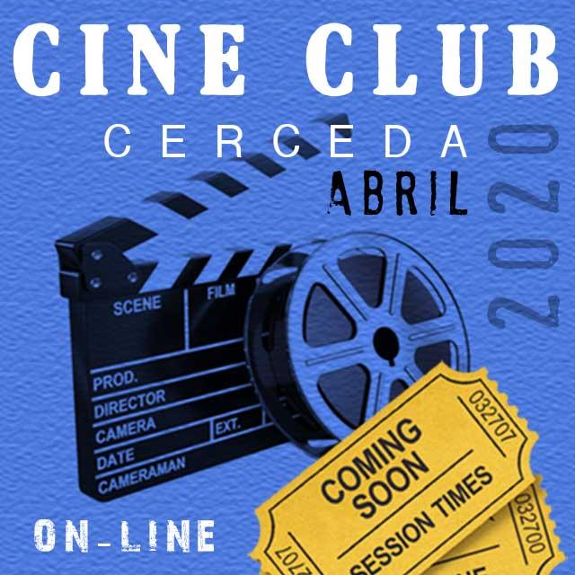 Cine Club on-line (abril)