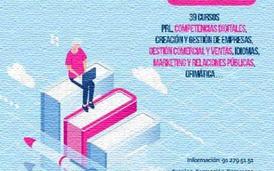 Formación on-line gratuita, en Collado Villalba.