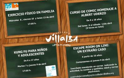 Centro de Juventud virtual en Collado Villalba.