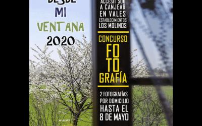 """Concurso de Fotografía """"Los Molinos desde mi ventana"""""""