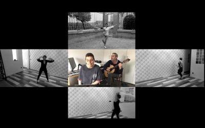 Fin de curso: Danza y música y movimiento.