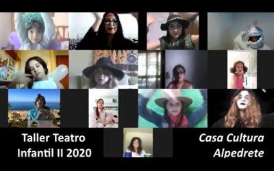 Festival de fin de curso: Teatro.
