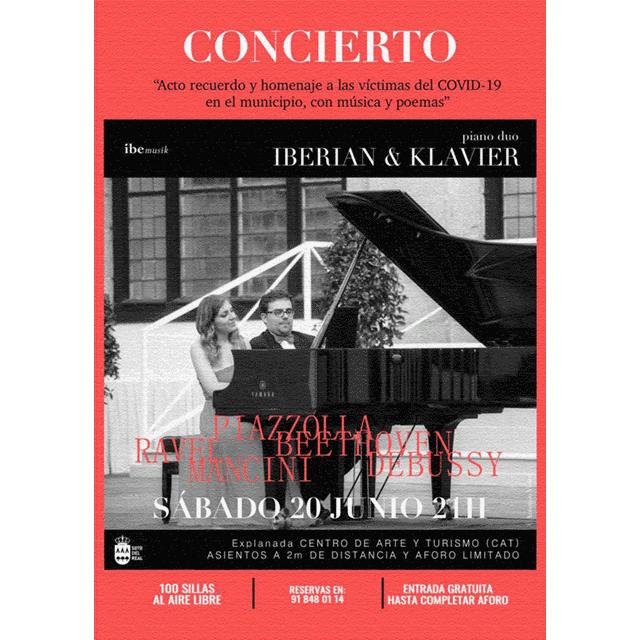 Iberian & Klavier piano dúo