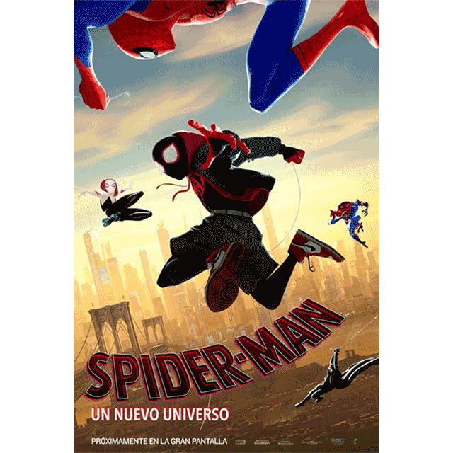 """Cine de verano: """"Spiderman: Un nuevo universo"""""""