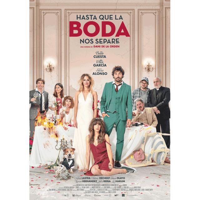 """Cine de verano: """"Hasta que la boda nos separe"""""""