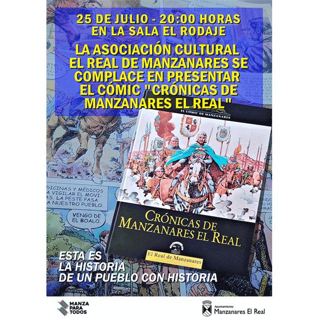 """""""Crónicas de Manzanares El Real"""""""