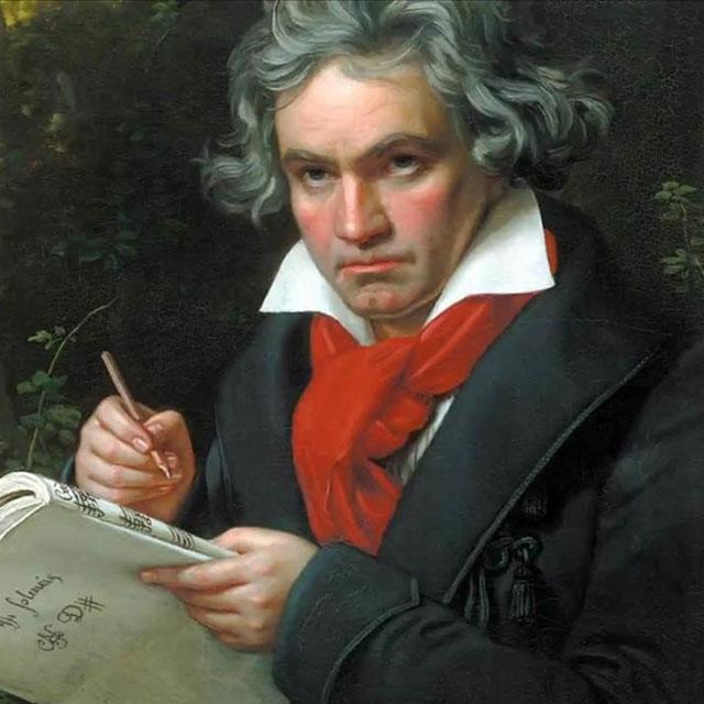 """""""Homenaje a Beethoven"""""""