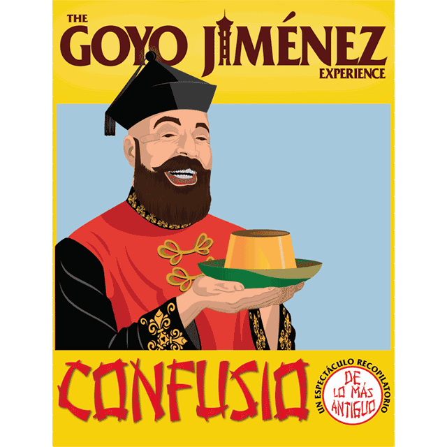 The Goyo Jiménez Experience: «Confusio»