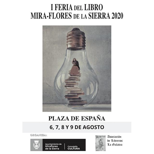 Feria del Libro, en Miraflores de la Sierra