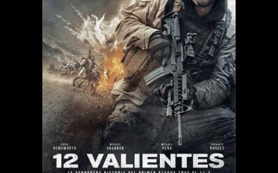 """Autocine de verano: """"12 valientes"""""""