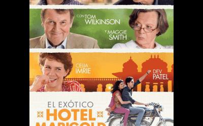 """Cine de verano: """"El exótico Hotel Marigold"""""""