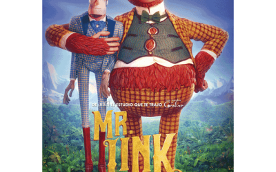 """Cine de verano: """"Mr. Link, el origen perdido"""""""