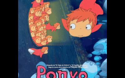 """Cine de verano: """"Ponyo en el acantilado"""""""