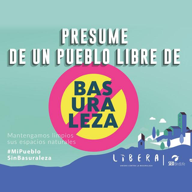 Proyecto LIBERA: #MiPuebloSinBasuraleza
