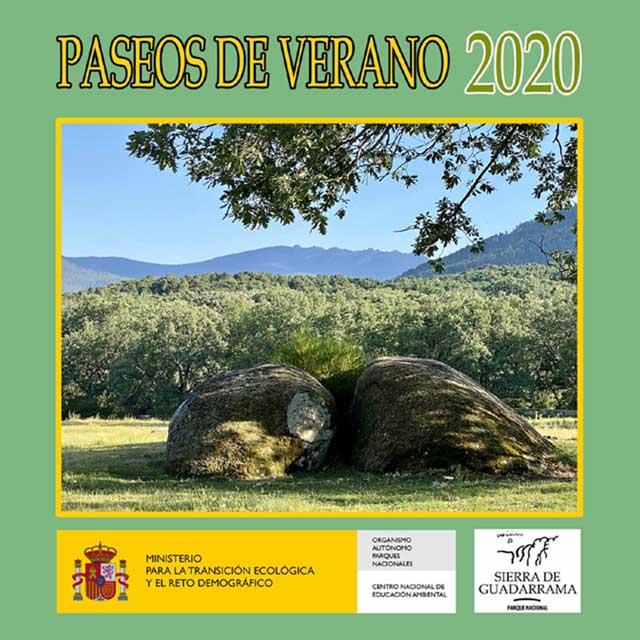 Paseos de Verano 2020 (CENEAM)