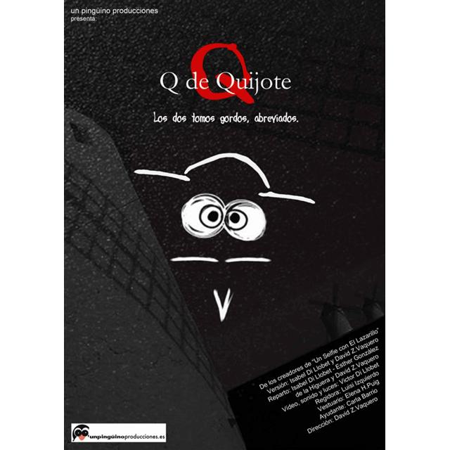 """""""Q de Quijote"""""""