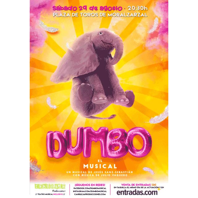 """""""Dumbo, el Musical"""""""