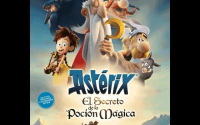"""Cine de verano: """"Astérix. El secreto de la poción mágica"""""""