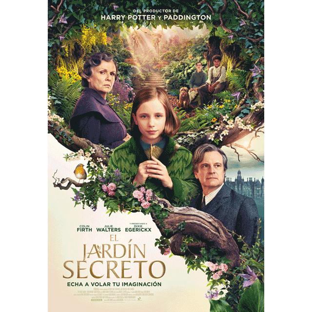 """Cine de verano: """"El jardín secreto"""""""
