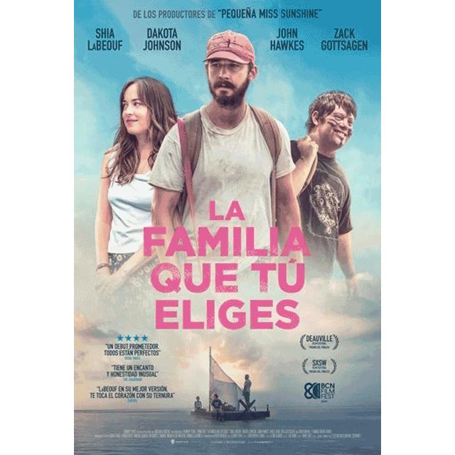 """Cine de verano: """"La familia que tú eliges"""""""