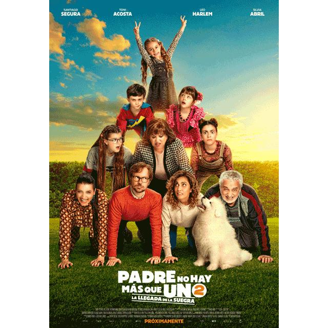 """Cine de verano: """"Padre no hay más que uno 2"""""""