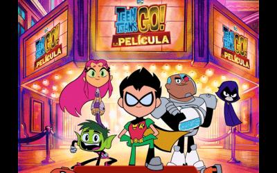 """Cine de verano: """"Teen Titans Go!, la película.»"""