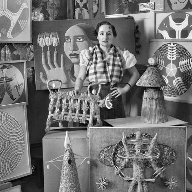 """Conferencia: """"Maruja Mallo, la apasionante vida de una pintora de vanguardia"""""""
