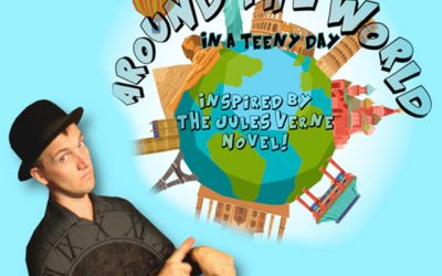 "Cuentacuentos en inglés: ""Around the world"""