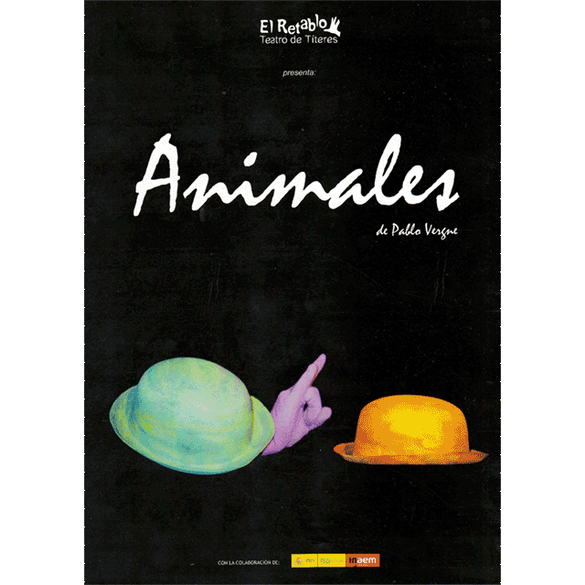 """Títeres: """"Animales"""""""