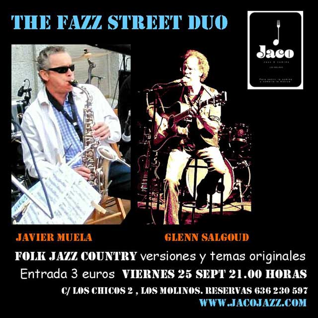 The Fazz Street Duo