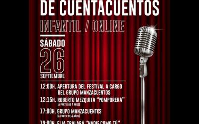 VII Festival de Cuentacuentos de La Pedriza (2020)