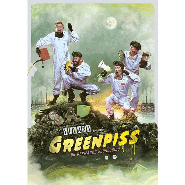 "Yllana: ""Greenpiss"""