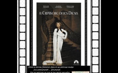 """Cine Club Jesús Yagüe: """"El Crepúsculo de los Dioses"""""""