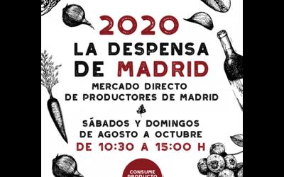 La Despensa de Madrid, en Moralzarzal.