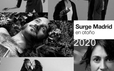 Surge Madrid 2020, en el Teatro Montalvo.