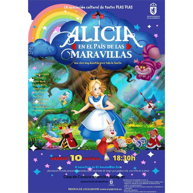 """""""Alicia en el País de las Maravillas"""""""
