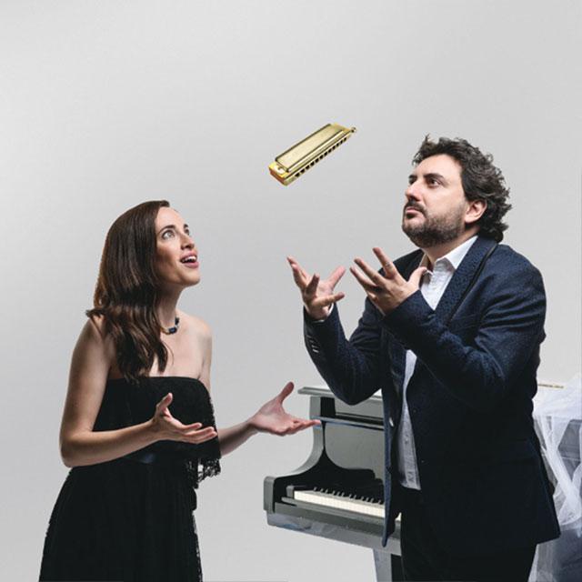 """Constanza Lechner & Antonio Serrano: """"Clásicos españoles y argentinos"""""""