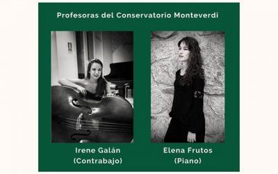 Concierto: Irene Galán & Elena Frutos